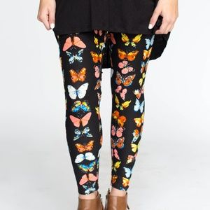 NWT Agnes and Dora Wing a Ding Ding Leggings